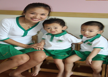 Chọn chất liệu vải đồng phục cho trẻ mầm non
