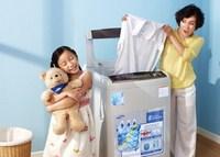 Giặt quần áo bằng máy giặt có những sai lầm nào?