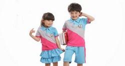 Chia sẻ cách chọn may đồng phục cho bé