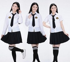 Ngắm nhìn đồng phục đẹp của các nữ sinh