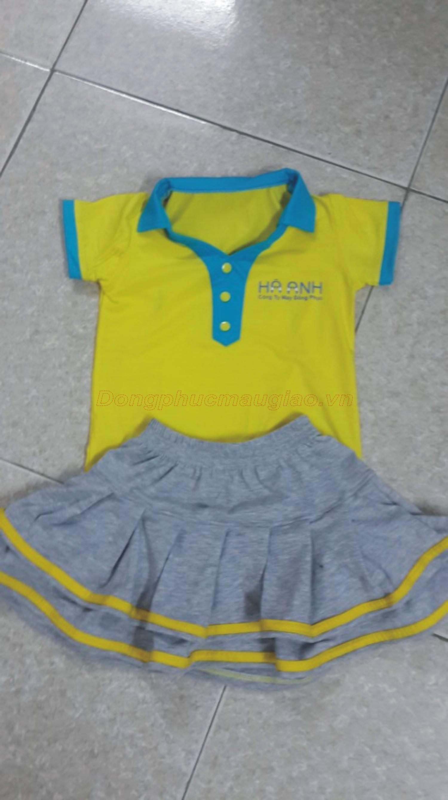 đồng phục mầm non