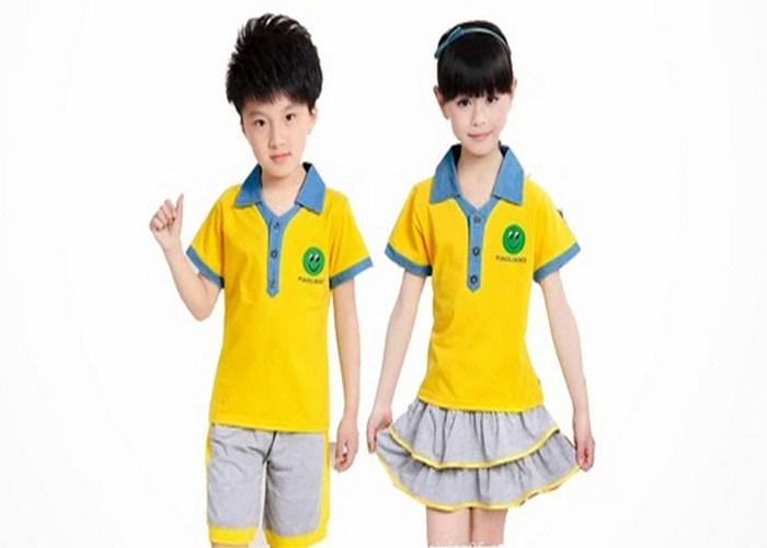 Đồng phục học sinh mẫu giáo